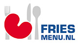 logo fries menu banner
